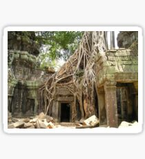 Angkor Cambodia Sticker