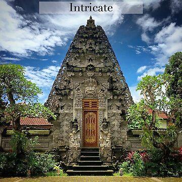 Temple in Ubud, Bali by jnickel42
