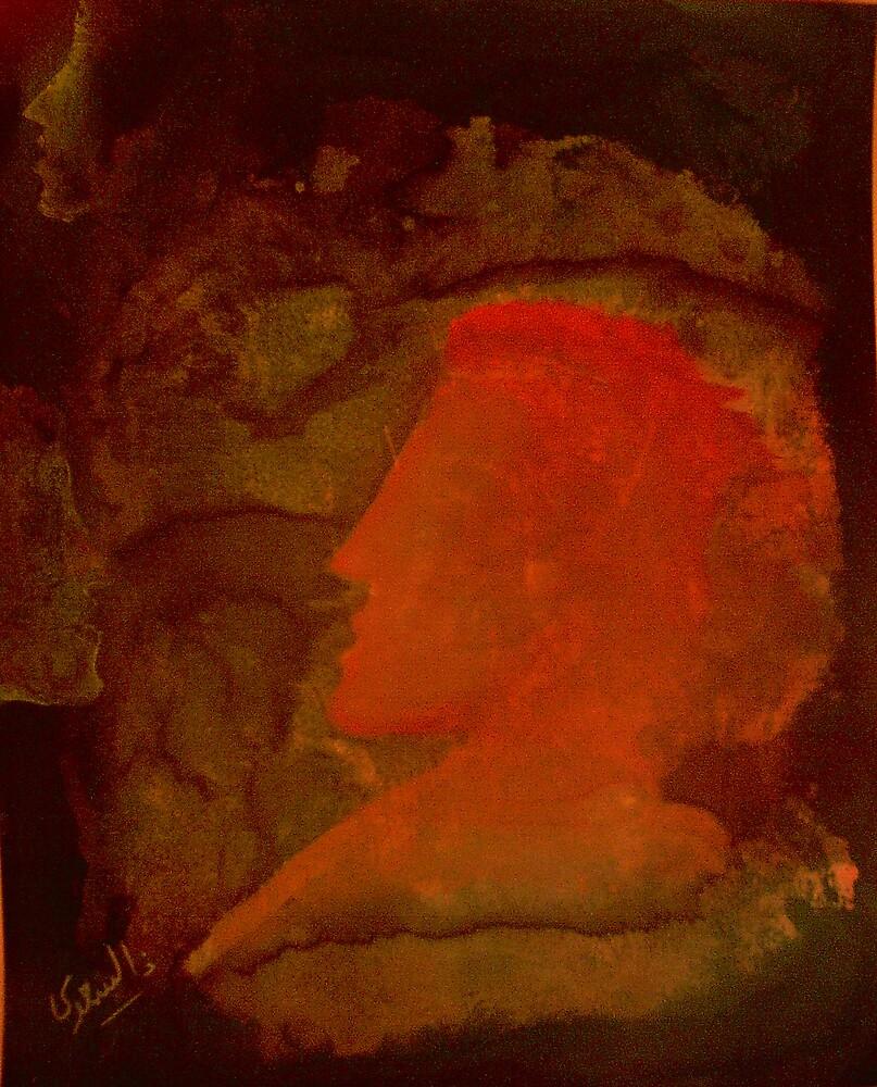 Facing the Demons Within by Zal Saadi