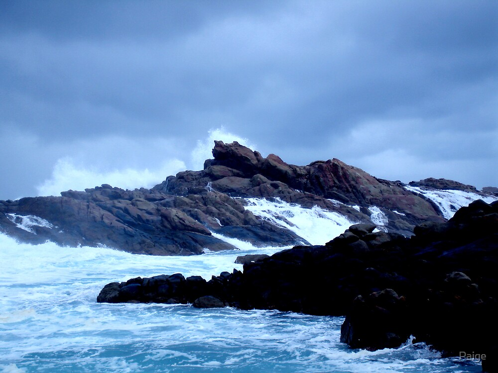 Canal Rocks by Paige