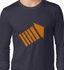 Legion Orange Arrow! Long Sleeve T-Shirt