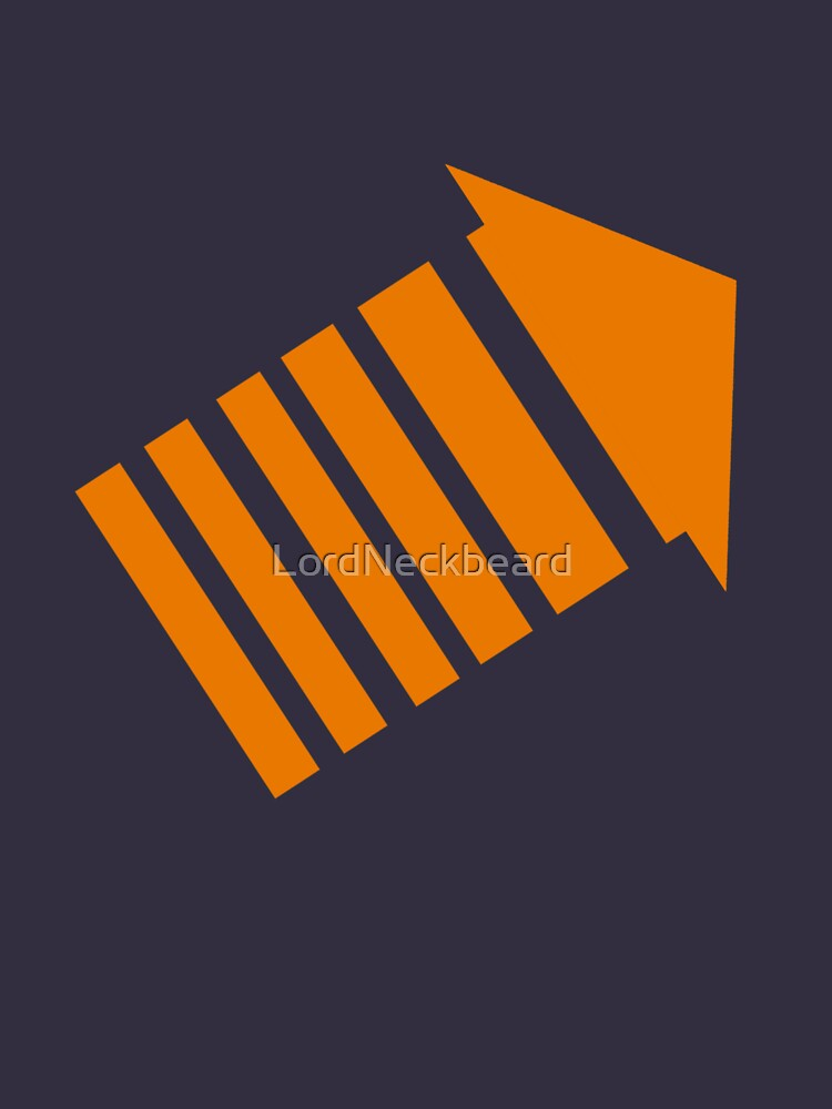 Legion Orange Arrow! | Long Sleeve