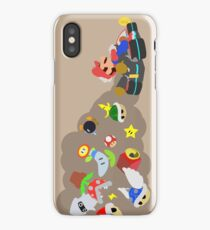 Mario Kart Item fury  iPhone Case