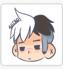 Voltron: Shiro Sticker
