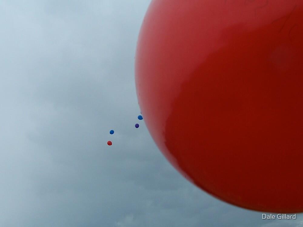 Balloons by Dale Gillard