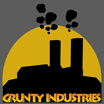 Grunty Industries by canterlotradio