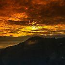 Sunrise Over the Andes by Bernai Velarde