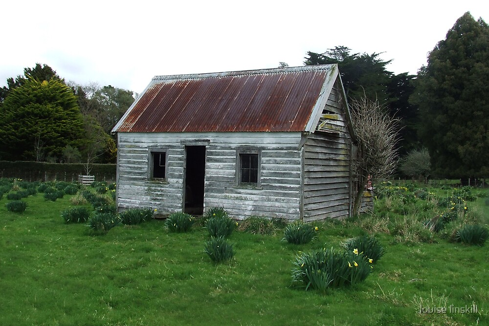 old homestead by louise linskill