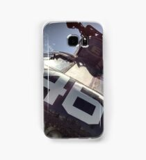 Dad's Chinook Helicopter CH-46 Samsung Galaxy Case/Skin