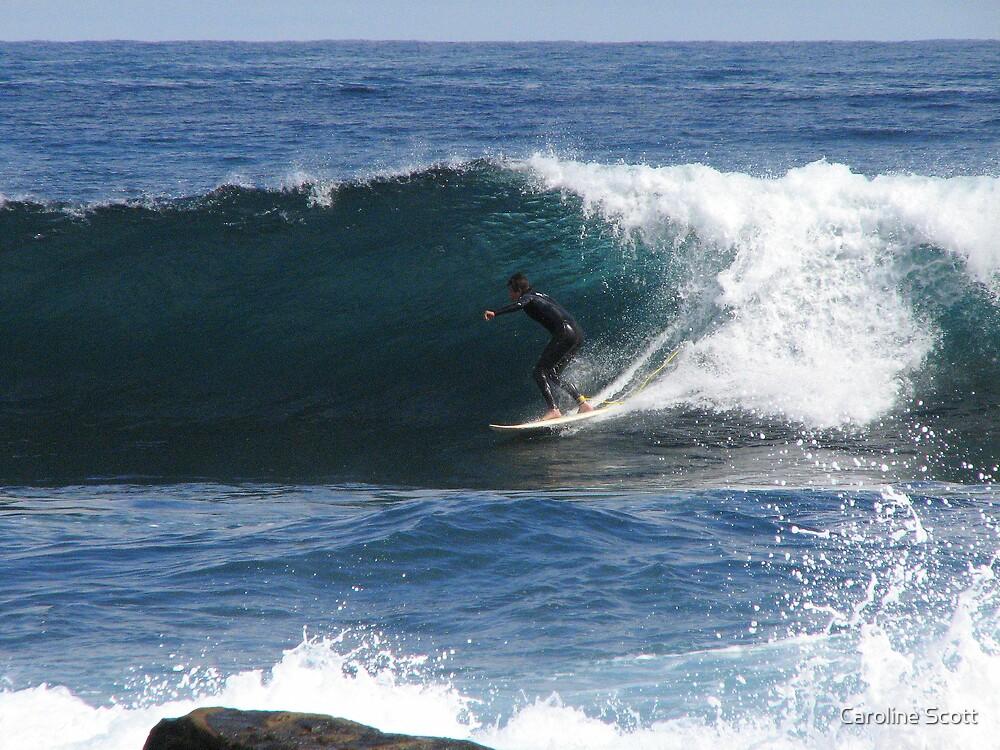 Surfs Up! by Caroline Scott