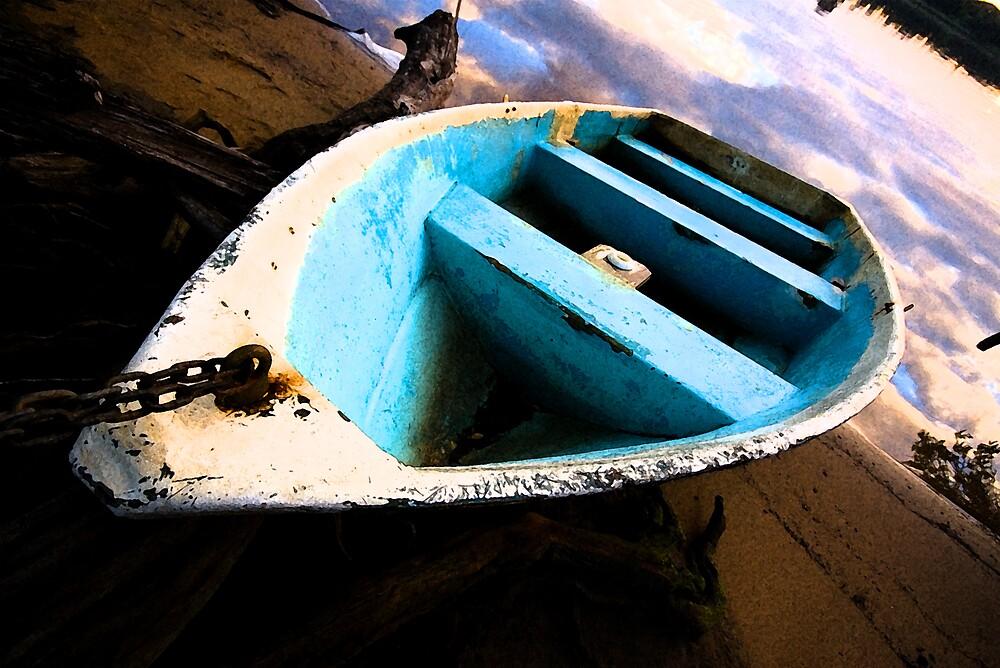 Sky Boat by Elana Halvorson
