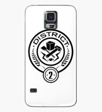 District 2  Case/Skin for Samsung Galaxy