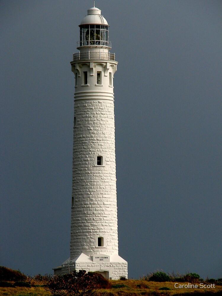 Cape leeuwin Lighthouse by Caroline Scott