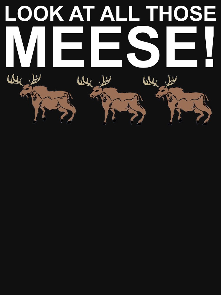 Look At All Those Meese! by ABOhiccups