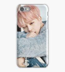 BTS JIMIN YOU NEVER WALK ALONE iPhone Case/Skin