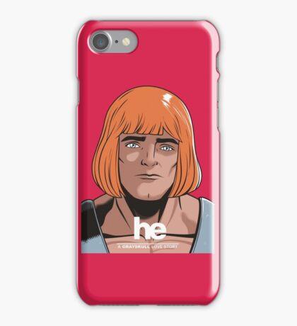 HE iPhone Case/Skin