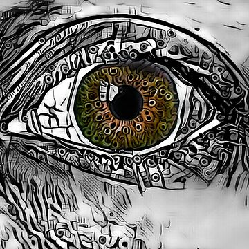 """Mysterious Mermaid Stare."" by PandemoniumPrya"