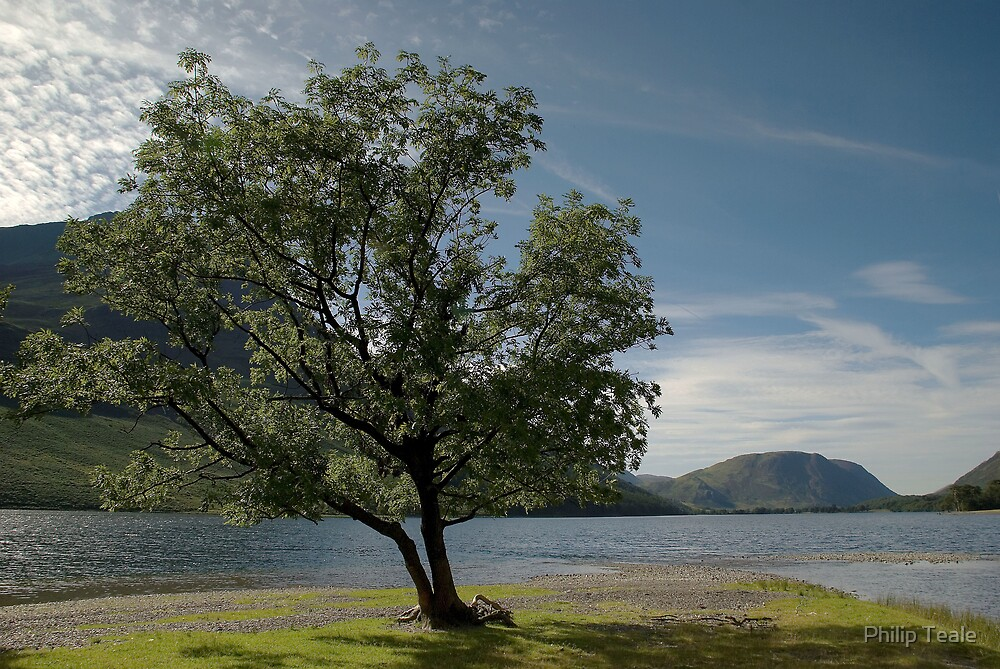 Buttermere by Philip Teale