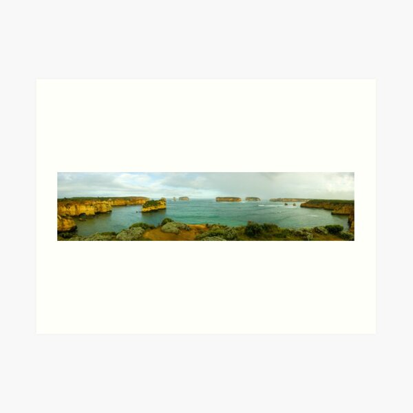 Bay of Islands Art Print