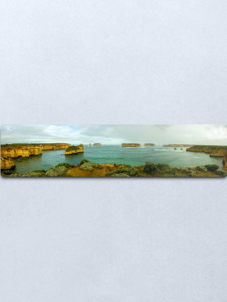 Alternate view of Bay of Islands Metal Print