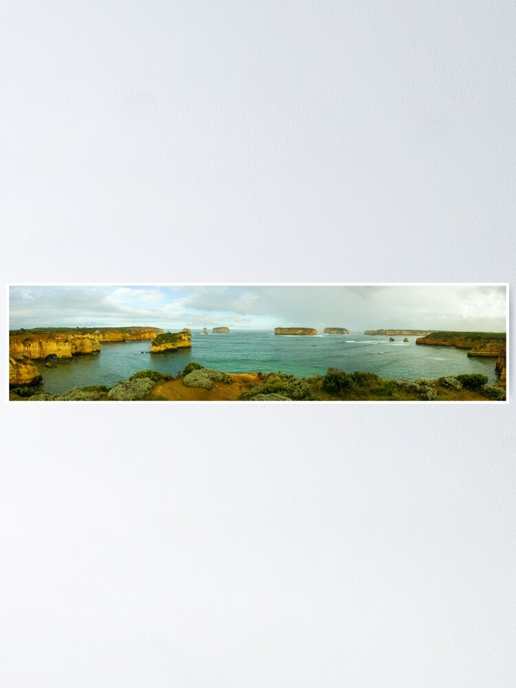 Alternate view of Bay of Islands Poster