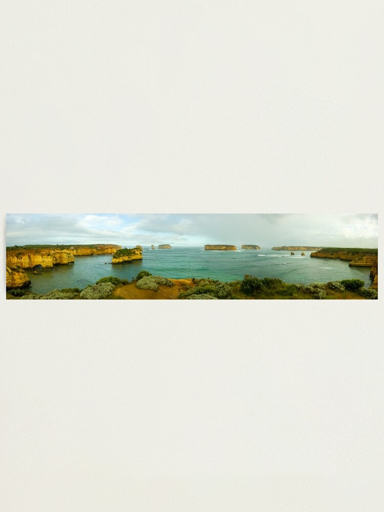 Alternate view of Bay of Islands Photographic Print