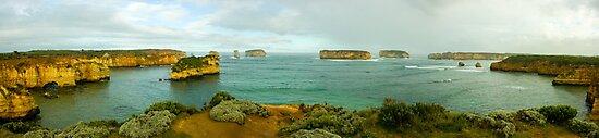 Bay of Islands by Ian Fraser