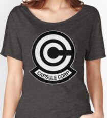 Capsule Corp Women's Relaxed Fit T-Shirt