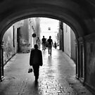 Underneath The Arches by Francis Drake