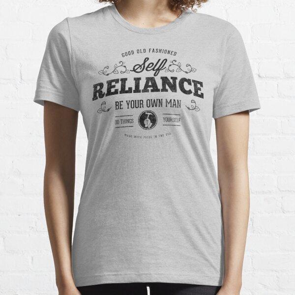 Self Reliance Essential T-Shirt
