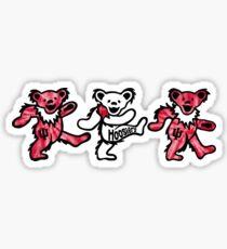 Indiana Dancing Bears Sticker