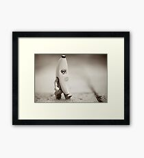 Cool Banana 2.0 Framed Print