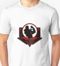 monk with a beer Unisex T-Shirt