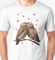 Lovely owls Unisex T-Shirt