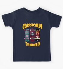 Classically Trained - Skateboards Kids Clothes