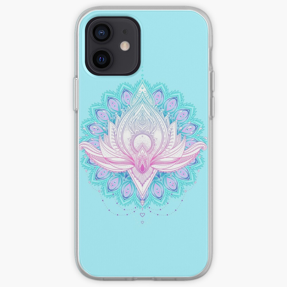 Lotus flower iPhone Case & Cover