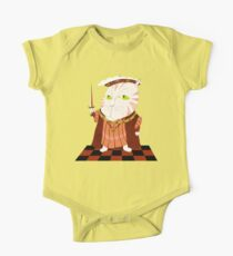 King Cat Henry the Eighth One Piece - Short Sleeve