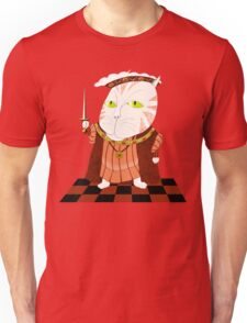 King Cat Henry the Eighth T-Shirt