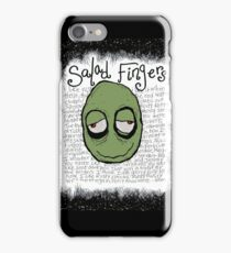 Salad Fingers FULL Artwork iPhone Case/Skin