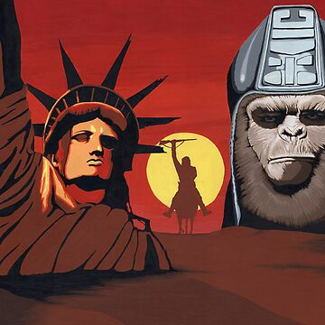 Planet of the Apes montage by Housh68