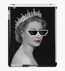 Queen Elizabeth iPad Case/Skin