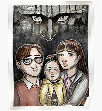Look Away... Poster