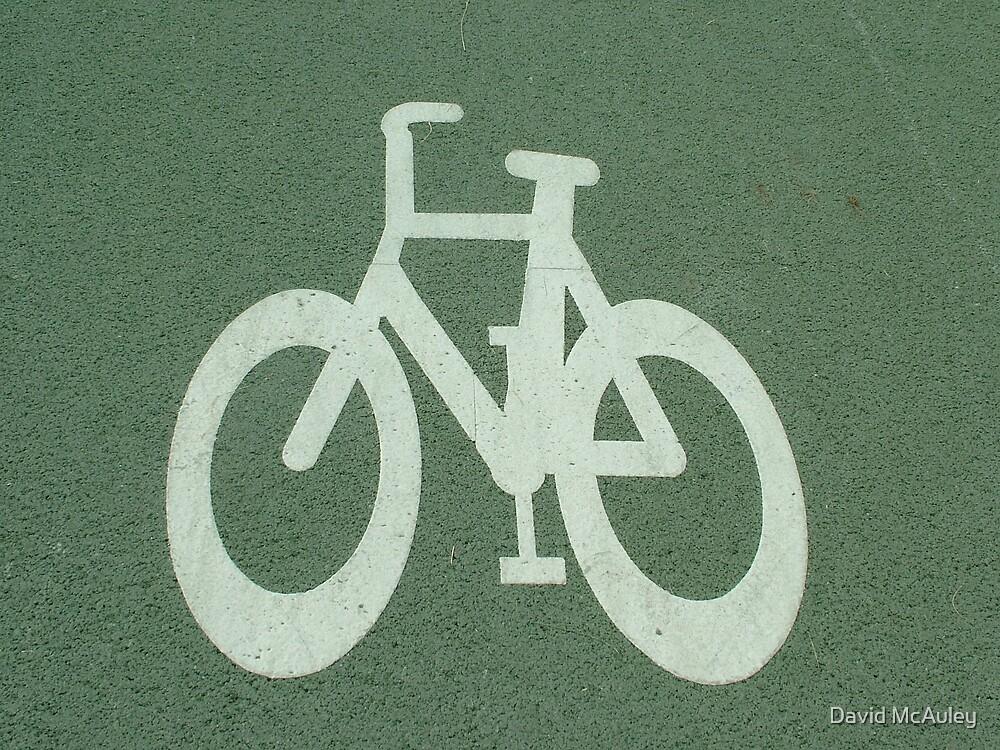 On Yer Bike! by David McAuley