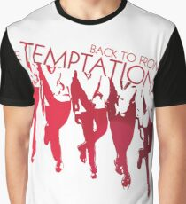 Date Tour 2017 The Temptations titikumal TK one Graphic T-Shirt