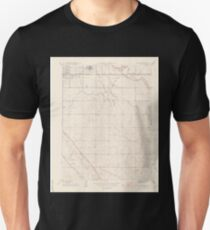 USGS TOPO Map Colorado CO Fitzsimons 450406 1948 24000 T-Shirt