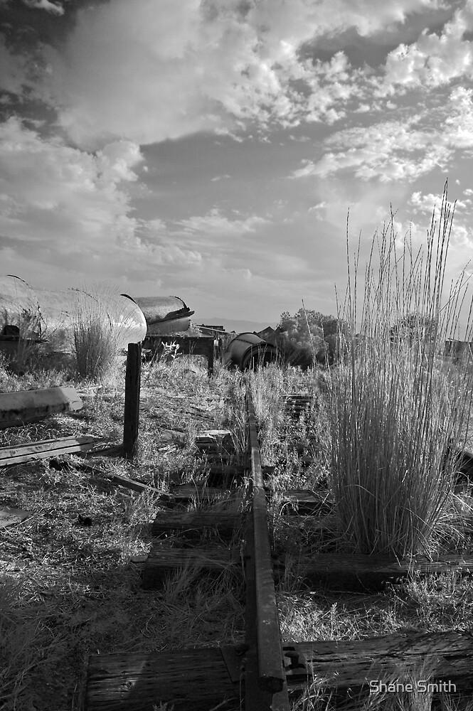 Old Rail by Shane Smith