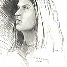 Looking Profile by Tami  Montgomery