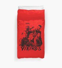 vikings Duvet Cover
