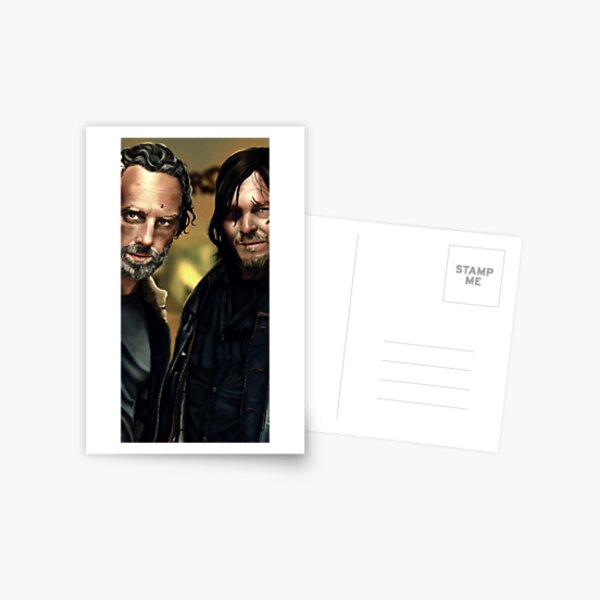 The Wrong People Postcard
