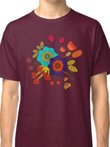 Magischer Nacht Garten Classic T-Shirt